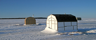 Ontario Ice Fishing Operators