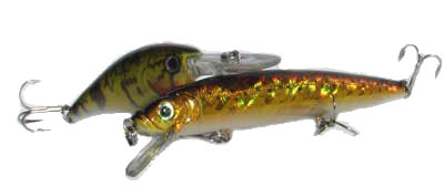 Bass and Walleye Lures