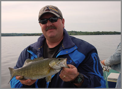 Open Season Smallmouth Bass